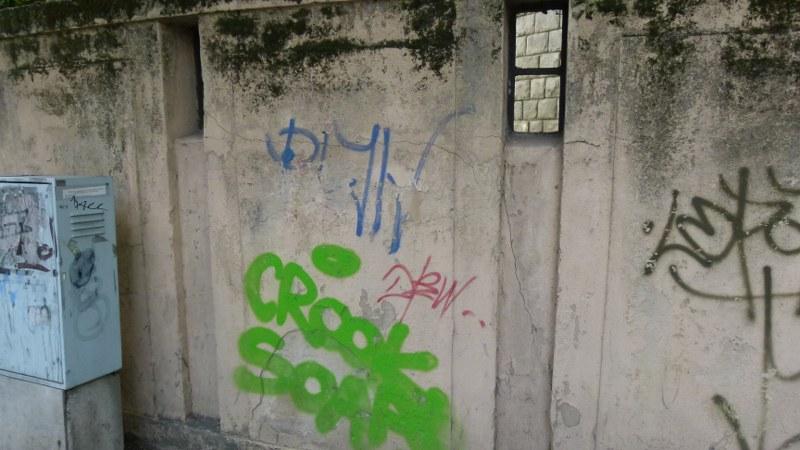 Odstránenie graffiti Zvolen
