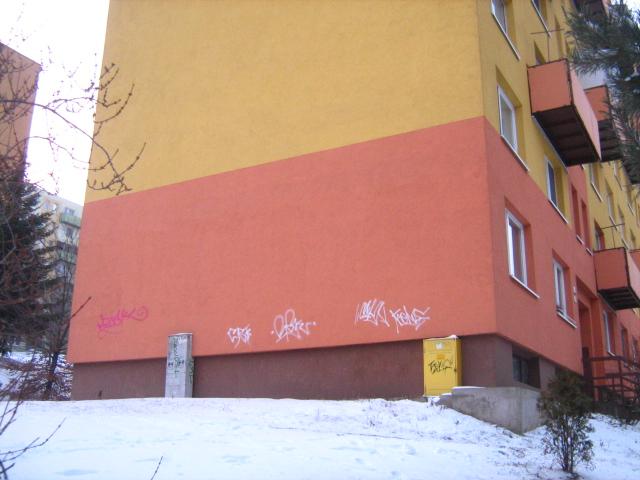 Ochrana pred grafiti